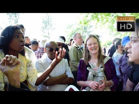 P2 - Christs Soldiers!  Mansur Vs Christians | Speakers Corner | Hyde Park (видео)