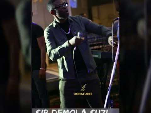 Demola Suzi Live In Concert @ Akure 31-08-17 'audio Cd1'