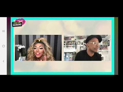 Feed The Queens - Bianca Del Rio and Shangela