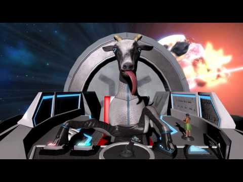 Goat Simulator: Waste of Space — трейлер