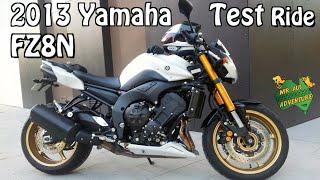 5. 2013 Yamaha FZ8N Bike Review & Test Ride