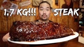 Video GILA!!! STEAK TERBESAR DI INDONESIA!!!! MP3, 3GP, MP4, WEBM, AVI, FLV November 2018