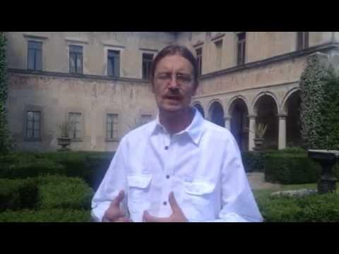 Il conte Cicogna presenta la storica villa