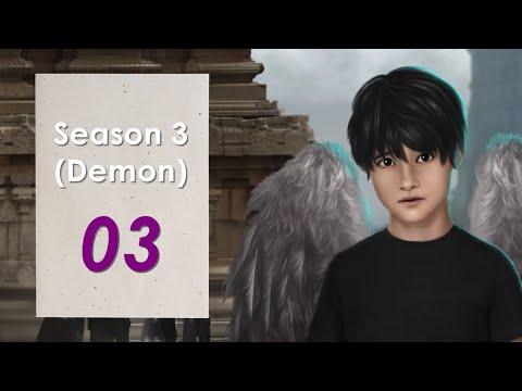 Lucifer + Demon Route: Heaven's Secret Season 3 Episode 03