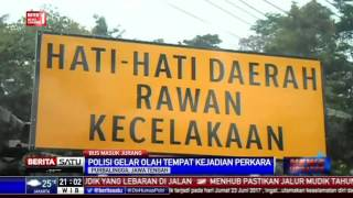 Video Polisi Olah TKP Kecelakaan Bus Rosalia Indah Masuk Jurang MP3, 3GP, MP4, WEBM, AVI, FLV Juni 2017