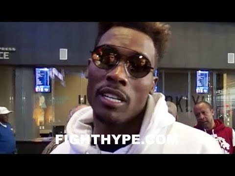 "Jermall Charlo Clowns Adrien Broner For Outburst; Notes It's Autism Month And Says He's ""distracted"""