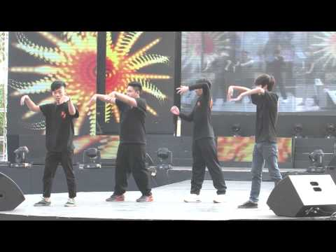 Honda Be U 2014 - CKKV - HN - BK - Big Force
