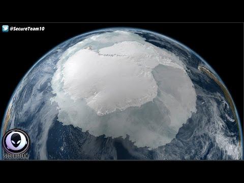 Satellite Detects MASSIVE Object Under Antarctica 12/27/16