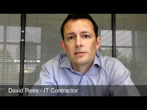 David Rees – IT Contractor