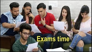 Video Types of Students during Exams - | Lalit Shokeen Films | MP3, 3GP, MP4, WEBM, AVI, FLV Maret 2018