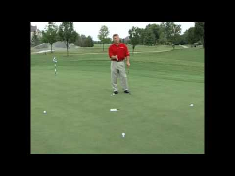 Golf Nation Lessons: Putting- Narrowing Focus