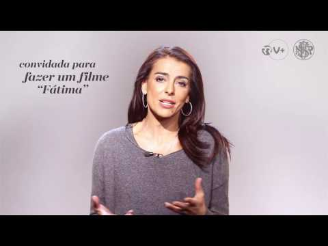 Vozes do Centenário. Catarina Furtado