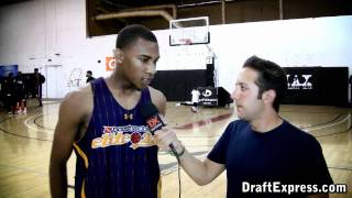 Rasheed Sulaimon DraftExpress Interview - 2011 Boost Mobile Elite 24