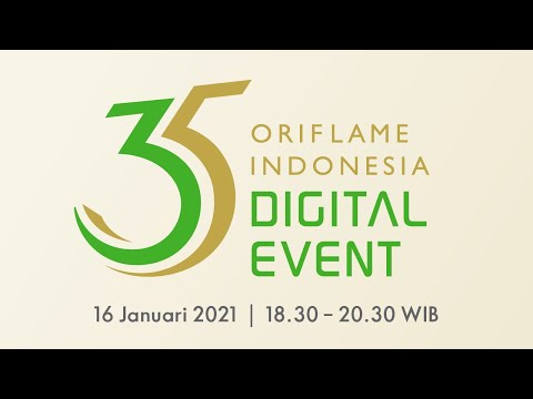 35TH ANNIVERSARY DIGITAL EVENT