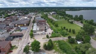 Pembroke (ON) Canada  City pictures : Flight over Pembroke, Ontario