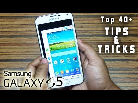 Samsung Galaxy S5 – 40+ Tips & Tricks, features & gestures Review!