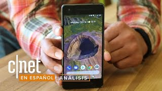 Pixel 2: Análisis del nuevo celular de Google en menos de 3 minutos