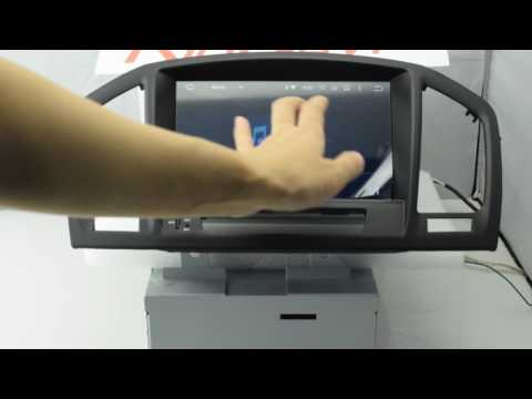 KiriNavi car radio for Opel Insigny Android 6.0 8core 2g ram 32g rom wifi 3g bluetooth