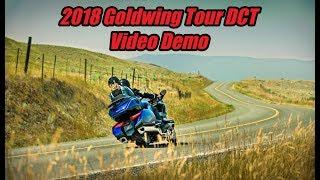 6. 2018 Honda Goldwing Tour DCT DEMO RC Hill Honda DeLand FL 386-873-6772