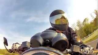 8. Ducati Monster S2R 800 - GoPro Hero2
