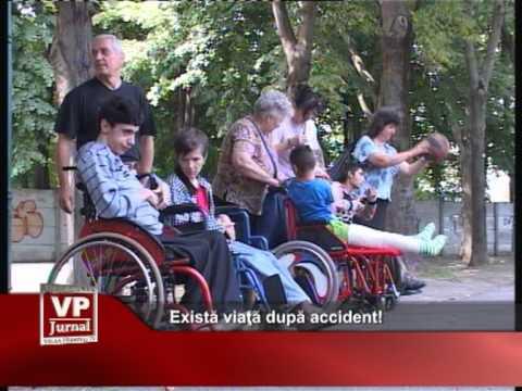 Există viaţă după accident!