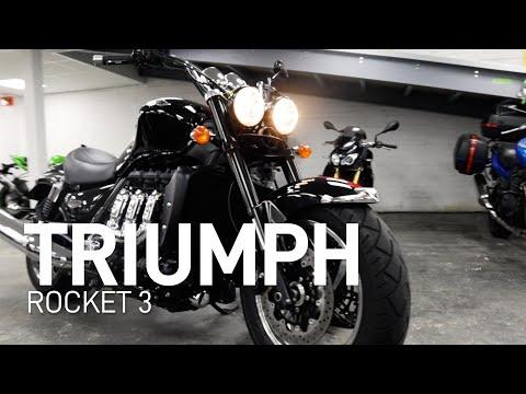 2014 Triumph Rocket III Roadster