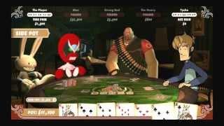 Агент {X} Выиграл в Покер Часы у Тайко для игры Team Fortress. Часть #2.