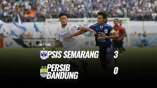Download Video [Pekan 31] Cuplikan Pertandingan PSIS Semarang vs Persib Bandung, 18 November 2018 MP3 3GP MP4