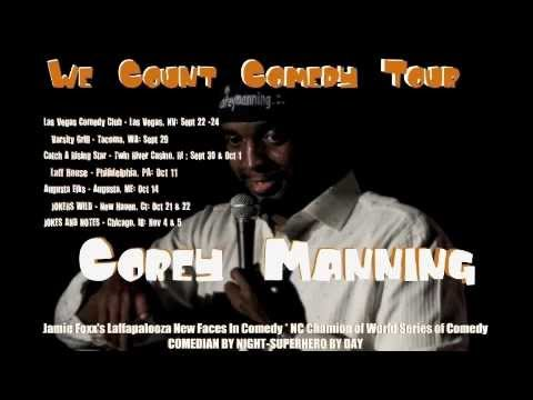 We Count Comedy Tour - 2011