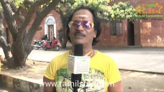Shankar Ganesh Speaks at Iyakkunar Shooting Spot