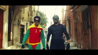 What would it be like if Batman lived in Pakistan?