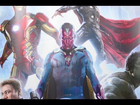 AMC Spoilers! – THE AVENGERS: AGE OF ULTRON Review