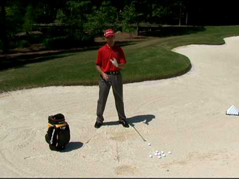 Golf Tip: Golfs' Ultimate Bunker Tip