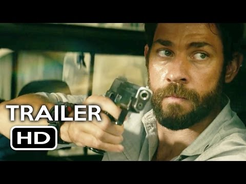 13 Hours The Secret Soldiers of Benghazi Official Trailer #1 (2016) Michael Bay Movie HD (видео)