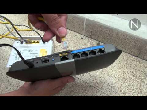 Controla la red doméstica aun fuera de casa, Cisco Linksys EA-4500 / WISH Review