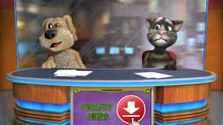 Talking Tom&Ben News Yo Moma Jokes