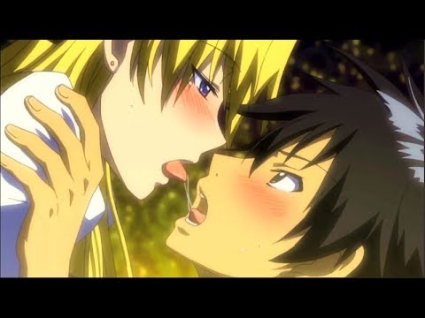 Top 10 Hottest And Most Epic Anime Kiss Scenes Of All Time [HD]