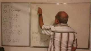 Algebra Intermedia - Lección 4 - B (propiedades Y Cómputos Con Exponentes Fraccionarios)