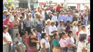 Rechazo Masivo Contra Explotación Minera En Cunén, Quiché, Guatemala.