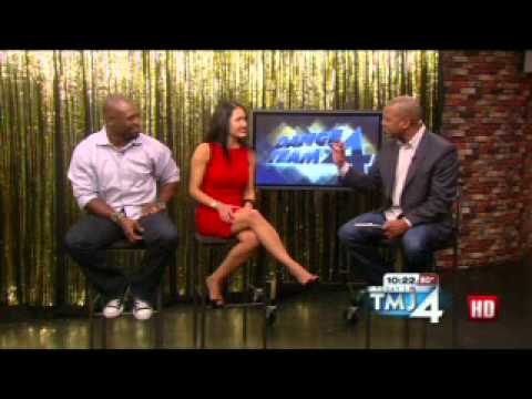 Former Packer Ahman Green, dance expert review Driver on DWTS