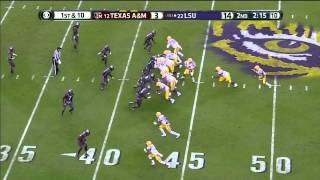 Jeremy Hill vs Texas A&M (2013)