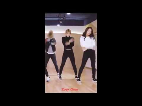 【MOMO FOCUS】TWICE - TT (Dance Practice Ver.) (видео)