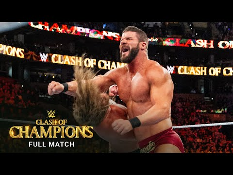 FULL MATCH - United States Championship Triple Threat Match: WWE Clash of Champions 2017