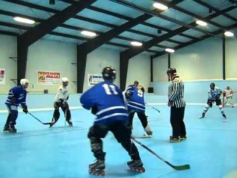Goal Busters Inline Hockey Tournament, Trenton MO--Highlight Reel