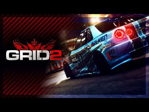 GRID 2 - Asia, New Frontiers