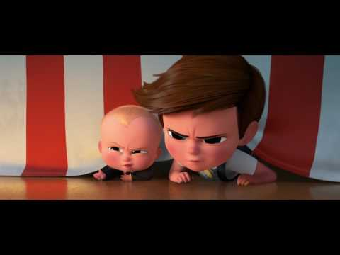 The Boss Baby (Trailer 'Beauty and the Beast')