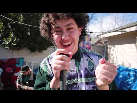 "Hobo Johnson & The LoveMakers. ""I love the thought of being with you, or maybe it's the thought of not being all alone."""