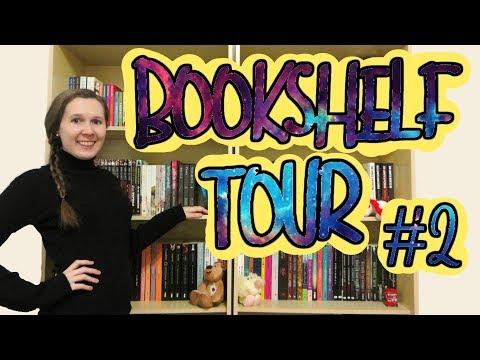 VEDA #4 | Bookshelf Tour (parte 2) | Leituras de Deni