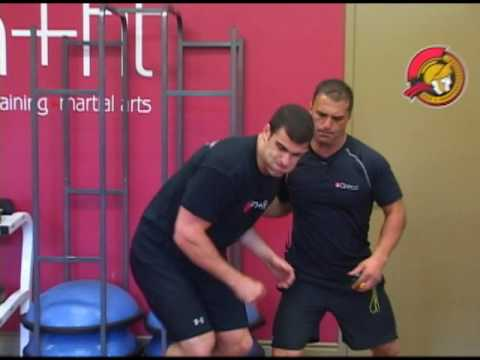 Off-Ice Hockey Training and Conditioning Video – Trainer Tony Greco Ottawa, Canada