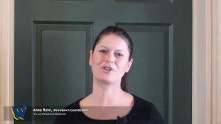 Whitchurch Stouffville - Downtown Co-ordinator - Anna Rose